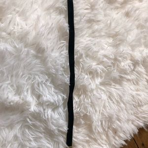 Brandy Melville Jewelry - Black chocker